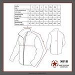US Softshell jas GEN III, level 5, Zwart