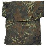Bundeswehr tas voor zeildoek, flecktarn, gebruikt