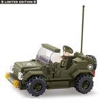 Sluban Jeep Allied Star M38-70207 (Limited edition)