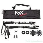 Fox outdoor Aluminium trekkingstokken,