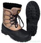 Fox outdoor Cold Protection laarzen / Snowboots,  khaki-zwart