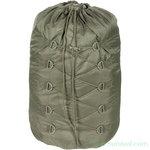 MFH compressionbag voor slaapzakken, legergroen