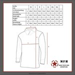 MFH US onderhemd, lange mouw, level II, Gen III, legergroen