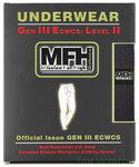 MFH US onderbroek, lang, level II, Gen III, zwart