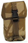 GB Utility pouch Small, MOLLE, desert DPM