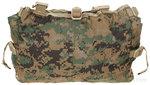 USMC APB03 radio pouch for ILBE backpack, MARPAT digital woodland