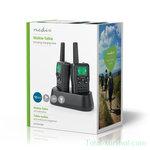 Nedis TK1010 PTT/VOX communication portofoon set, tot 10 km