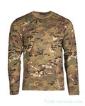 Mil-tec US Longsleeve shirt, MTP Multicam