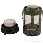 UCO Candle Lantern Kit 2.0 , Groen