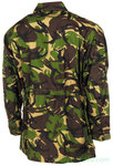 Britse SAS commando jas, met capuchon, winddicht, Woodland DPM