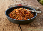 Trek 'n Eat, Balkan Risotto, outdoor trekking meal