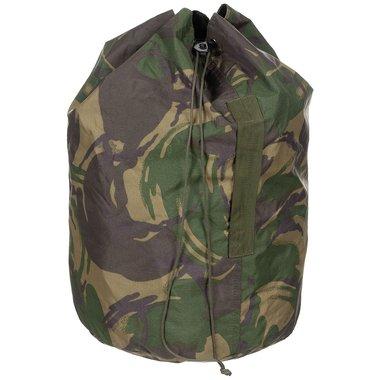 Waterdichte draagtas DPM voor beschermende kleding, gebruikt Brits leger