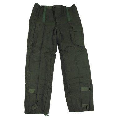 NBC Beschermende broek groen, Brits leger