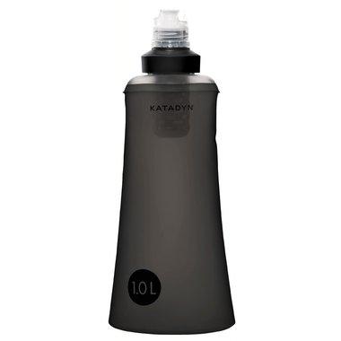 Katadyn Tactical BeFree waterfilter met 1L opvouwbare drinkfles