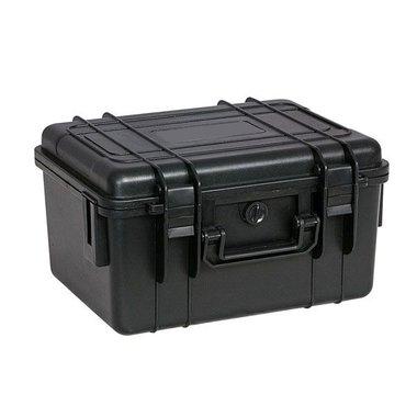 MDP Daily case 7 ABS transport case, zwart, IP-65