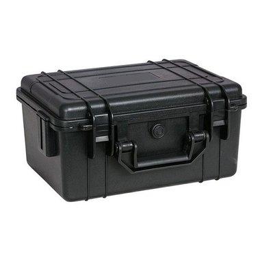 MDP Daily case 10 ABS transport case, zwart, IP-65