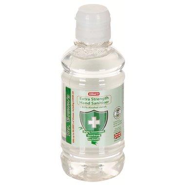 Dr. Brown's Desinfecterende handgel 250ml, 80% alcohol
