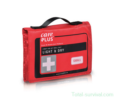 Care Plus First Aid Kit – Roll Out Light & Dry – Small
