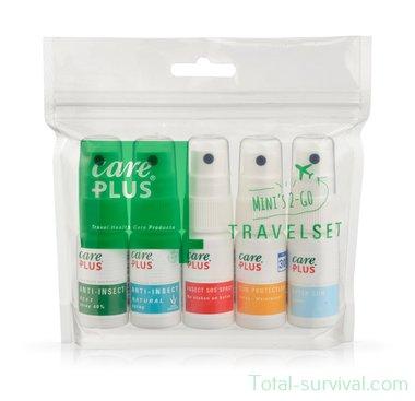 Care Plus Travelset mini 5x15ml