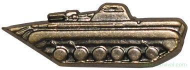 CZ/SK leger metaal embleem, brons