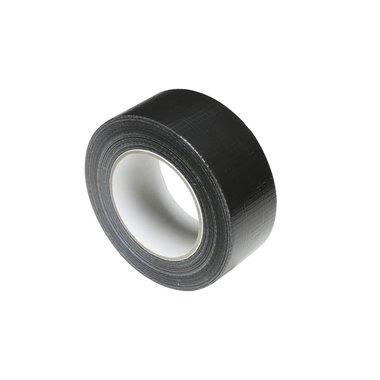 MDP Gaffa tape / Stage tape zwart, 50MM/50M