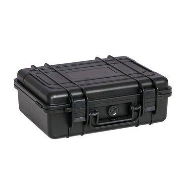 MDP Daily case 4 ABS transport case, zwart, IP-65