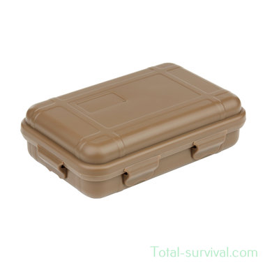 101 INC water resistant case medium JFO13 coyote tan