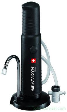 Katadyn Combi Plus waterfilter met keramische filter element