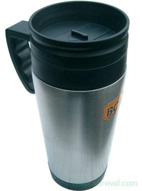 BCB stainless steel thermal Mug 400ml