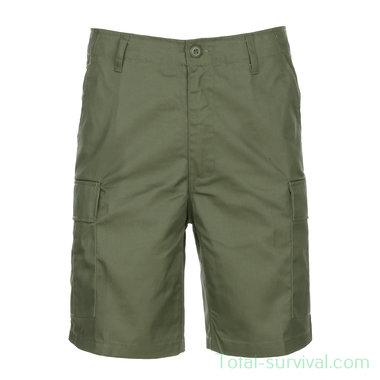 Fostex BDU korte broek, groen