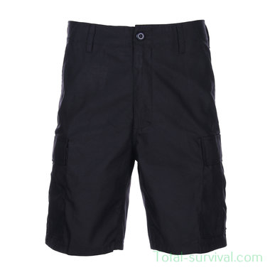 Fostex BDU korte broek, zwart