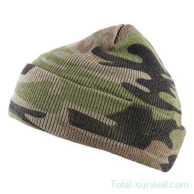 Fostex Commando muts woodland, polyacryl