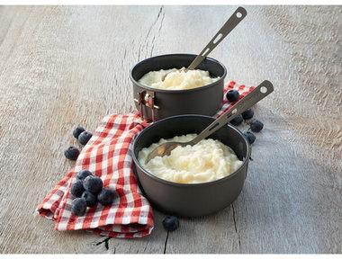 Trek 'n Eat, Vanilla Rice Pudding outdoor trekking meal