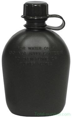 US Veldfles 1L olijfgroen, BPA vrij