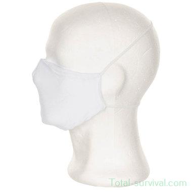 MFH herbruikbaar mondmasker, wit