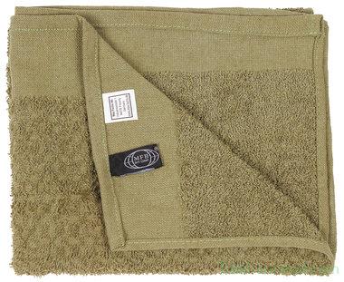 Bundeswehr handdoek legergroen, 90 x 45 CM