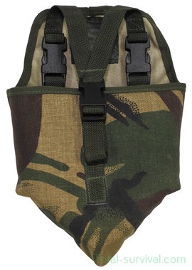 GB Carrier entrenching tool case, DPM, IRR