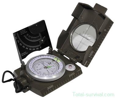 MFH Italiaanse Scouts Kompas met metalen behuizing