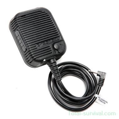 Z-Tactical Z126 P.T.T. handmicrofoon Motorola 1-pens aansluiting