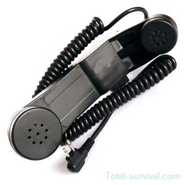 101 INC Z117 Military phone zH-250 Motorola 2-pens aansluiting