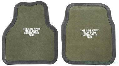 GB Osprey plate armour cover voor kevlar platen