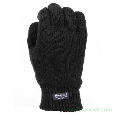 Fostex Thinsulate winterhandschoenen, Zwart