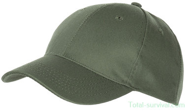 MFH US Baseball cap, legergroen, verstelbaar