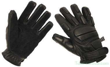 MFH leren handschoenen