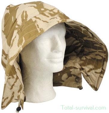 GB hood, DPM desert, ripstop, for Smock jacket