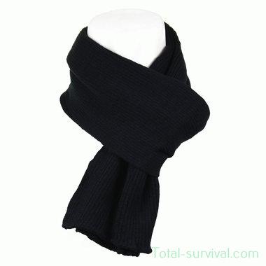 Fostex Sjaal grof, zwart