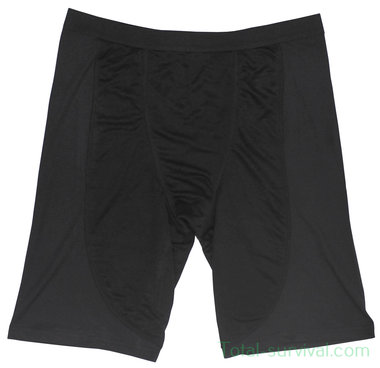 GB unisex boxershort Anti-Microbial, zwart