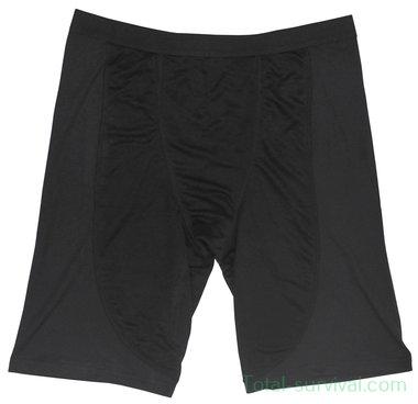 GB dames boxershort Anti-Microbial, zwart