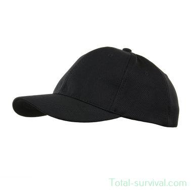 101 Inc Kinder baseball cap, zwart