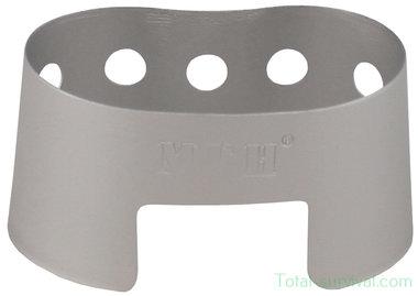 MFH US Veldfles bekerhouder / kooktoestel, aluminium